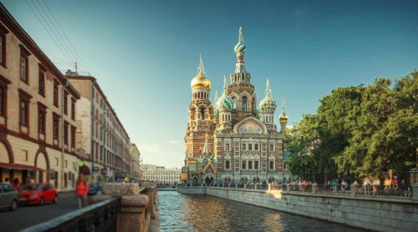 Санкт-Петербургский марафон (Международный марафон «Белые ночи», White Nights International Marathon)