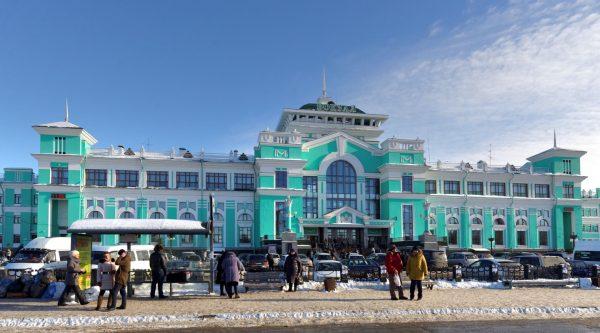 Омский марафон и полумарафон (Сибирский международный марафон (SIM), Siberian International Marathon) 2019