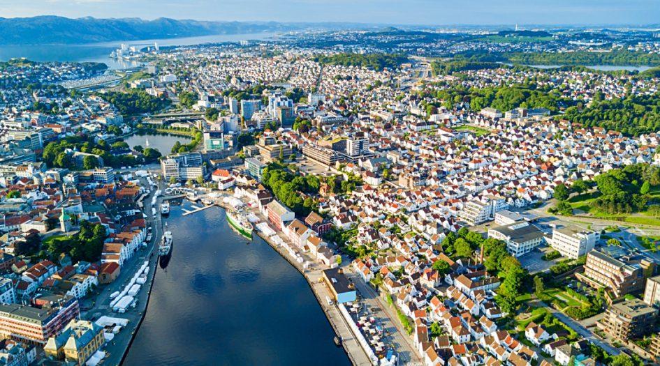 Ставангерский марафон и полумарафон (Stavanger Marathon) 2019