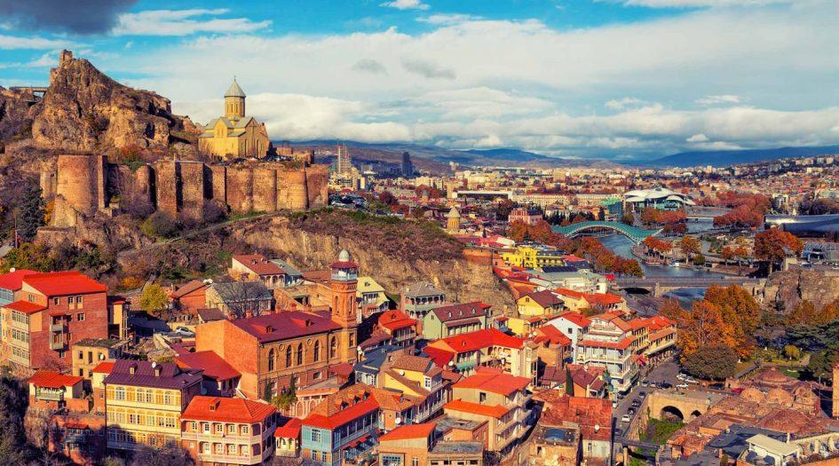Тбилисский полумарафон (HeidelbergCement TbilisiMarathon) 2019