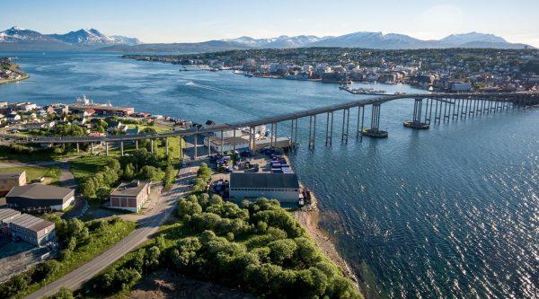 Тромсёйский марафон и полумарафон полуночного солнца (Tromsø Midnight Sun Marathon) 2019