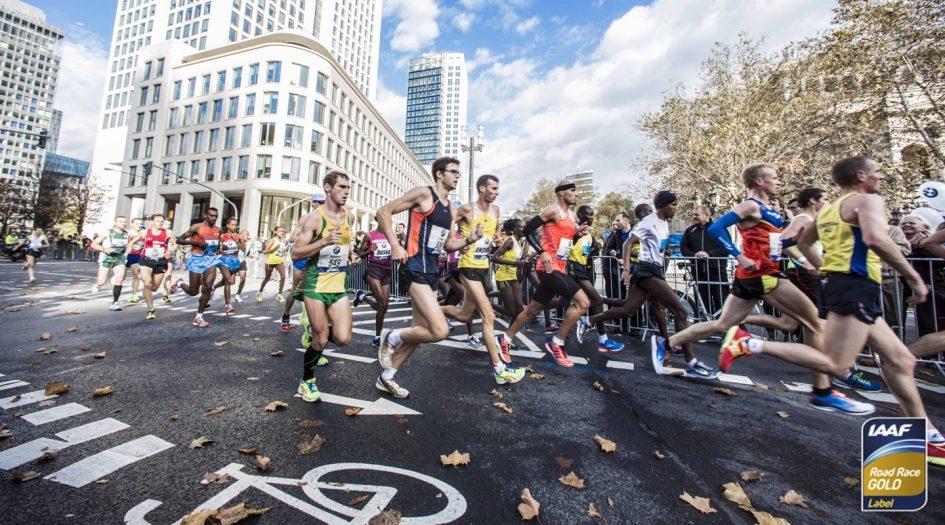 Франкфуртский марафон (Mainova Frankfurt Marathon) 2019