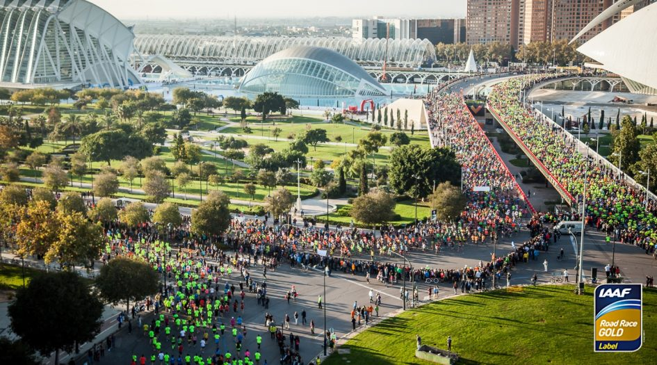 Валенсийский полумарафон (Medio Maratón Valencia Trinidad Alfonso EDP) 2019