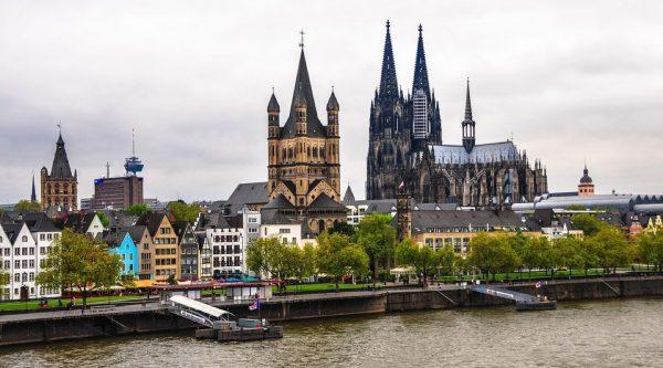 Кельнский марафон и полумарафон (RheinEnergie Marathon Köln) 2019