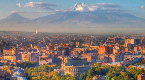 Ереванский марафон и полумарафон (Yerevan Marathon, Երևան Մարաթոն) 2019