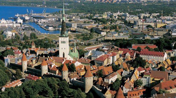 Таллинский марафон и полумарафон (Tallinna Maraton) 2019