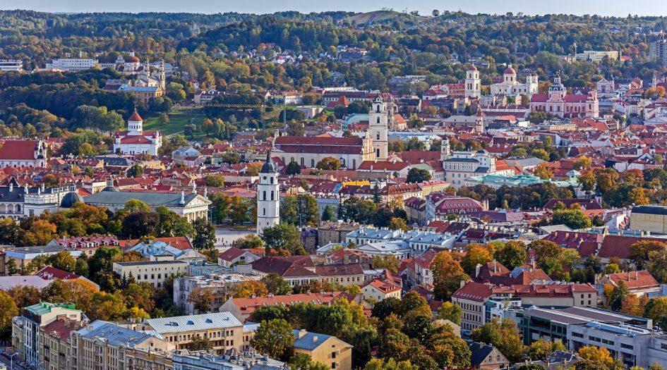 Вильнюсский марафон и полумарафон (Danske Bank Vilniaus Maratonas) 2019