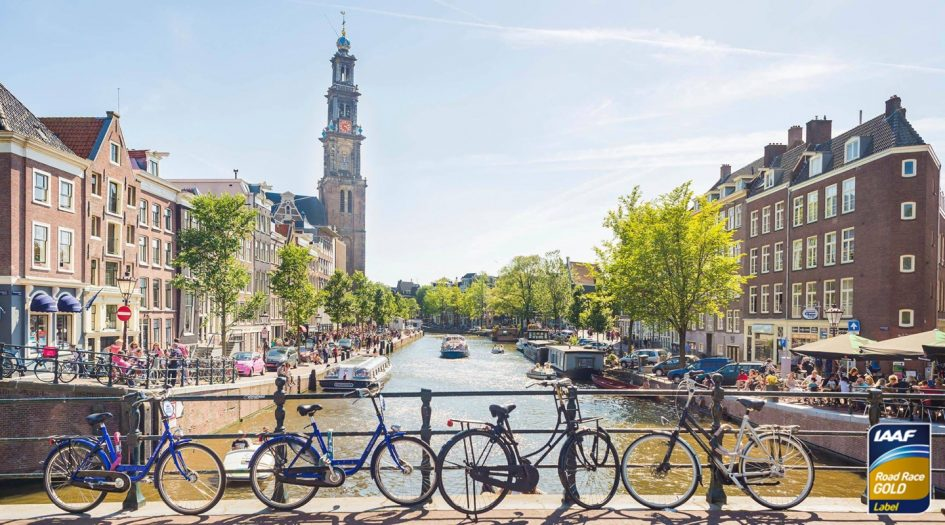 Амстердамский марафон и полумарафон (TCS Amsterdam Marathon) 2019