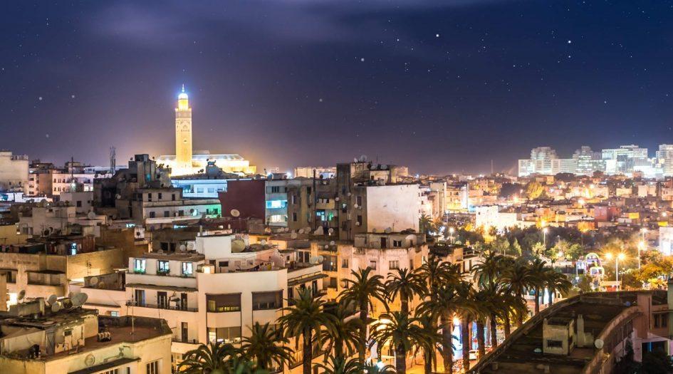 Касабланкский марафон и полумарафон (Marathon International de Casablanca) 2019