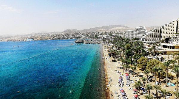 Эйлатский марафон и полумарафон (Desert Marathon Eilat) 2019