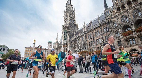 Мюнхенский марафон и полумарафон (Generali München Marathon)