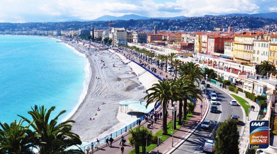 марафон Французской Ривьеры (Marathon des Alpes-Maritimes Nice-Cannes) 2019