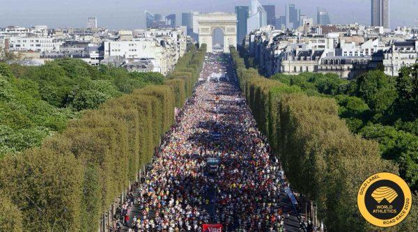 Парижский марафон (Shneider Electric Marathon de Paris)