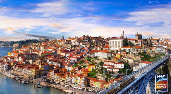 марафон в Порту (Maratona do Porto EDP) 2019
