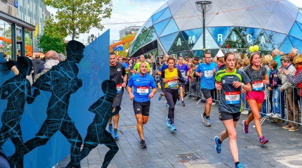 Эйндховенский марафон и полумарафон (Marathon Eindhoven powered by ASML) 2019