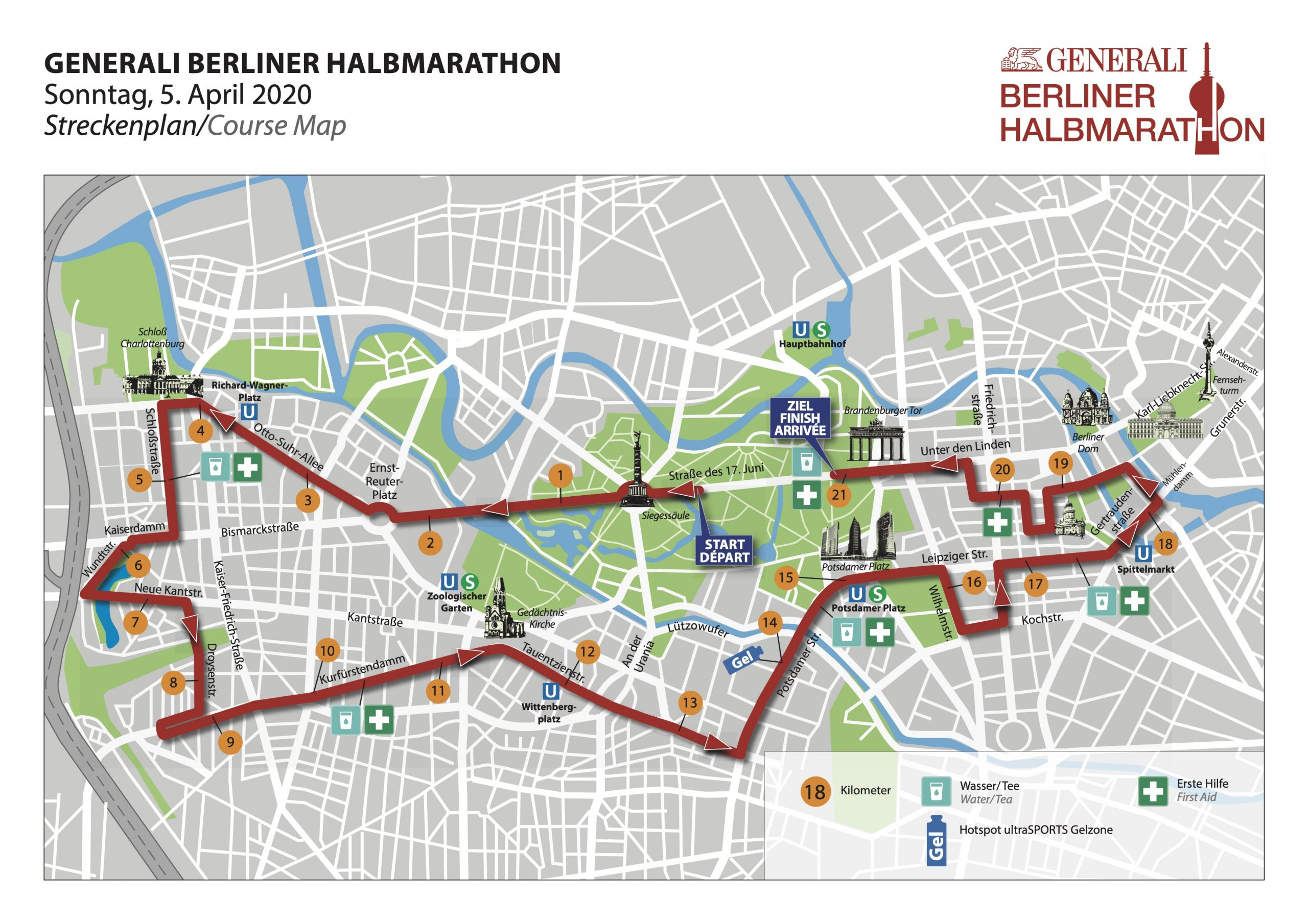 mini marathon 2021 berlin