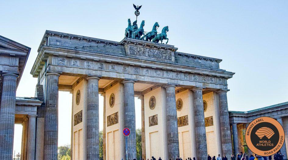 Берлинский полумарафон (Generali Berliner Halbmarathon)