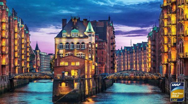 Гамбургский марафон и полумарафон (Haspa Marathon Hamburg) 2020