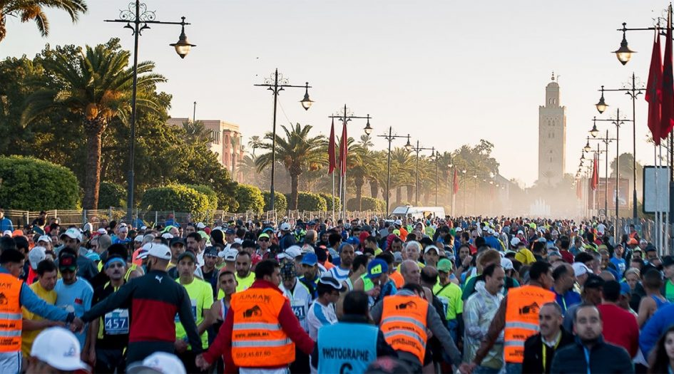 Марракешский марафон (Marathon International de Marrakech) и полумарафон (Semi Marathon International de Marrakech) 2020