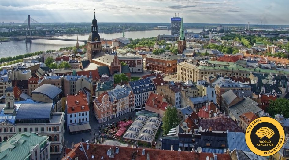 Рижский марафон (Rimi Riga Marathon, Rimi Rīgas maratons) и полумарафон