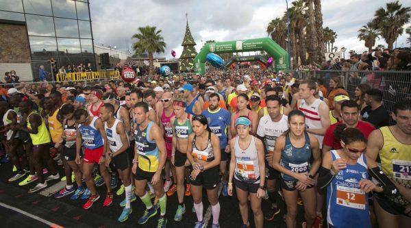 Гран-канарский марафон (Cajasiete Gran Canaria Maratón) и 19-й полумарафон 2020