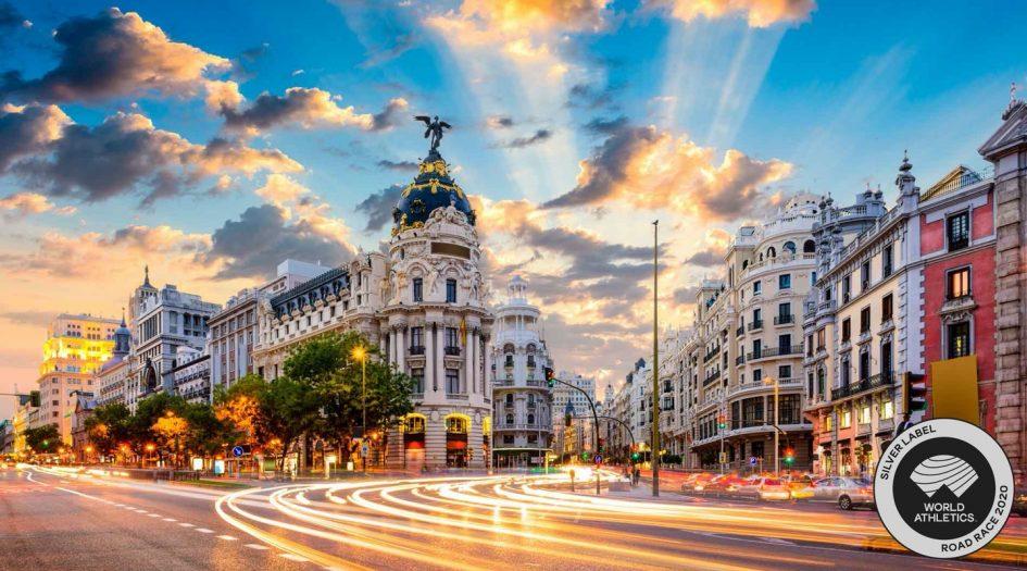 Мадридский полумарафон (Movistar Medio Maratón de Madrid) 2020