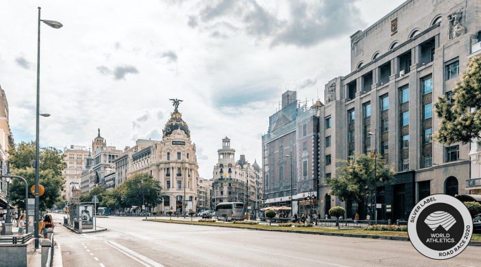 Мадридский полумарафон (Movistar Medio Maratón de Madrid) 2021