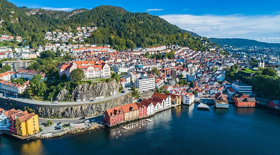 Бергенский марафон (Fjordkraft Bergen City Marathon) и полумарафон