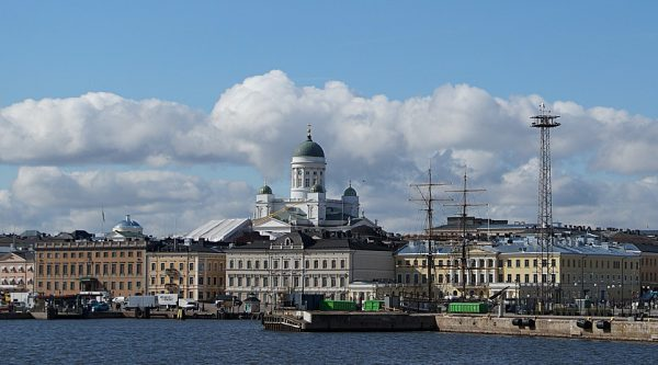 Хельсинский полумарафон (Helsinki Half Marathon)