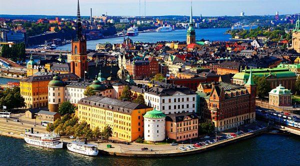 Стокгольмский марафон (ASICS Stockholm Marathon) 2020. Стокгольм, Швеция