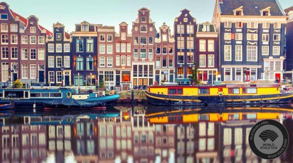 Амстердамский марафон и полумарафон (TCS Amsterdam Marathon)