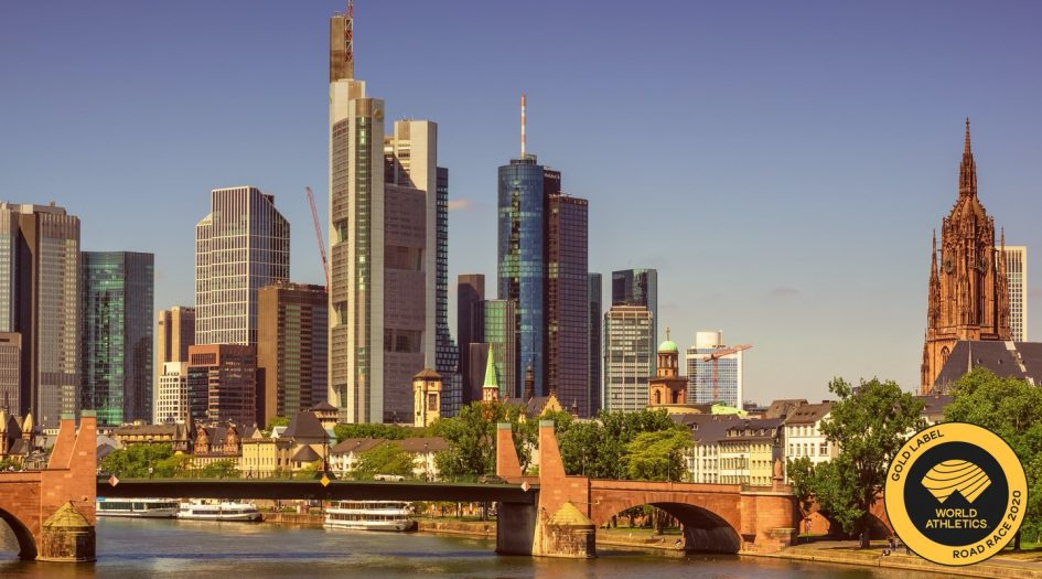 Франкфуртский марафон (Mainova Frankfurt Marathon)