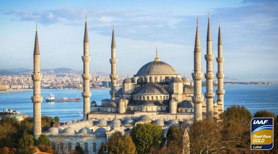 Стамбульский полумарафон (Vodafone Istanbul Yari Maratonu, Vodafone Istanbul Half Marathon)