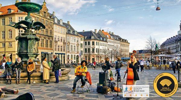 Копенгагенский полумарафон (Copenhagen Half Marathon)