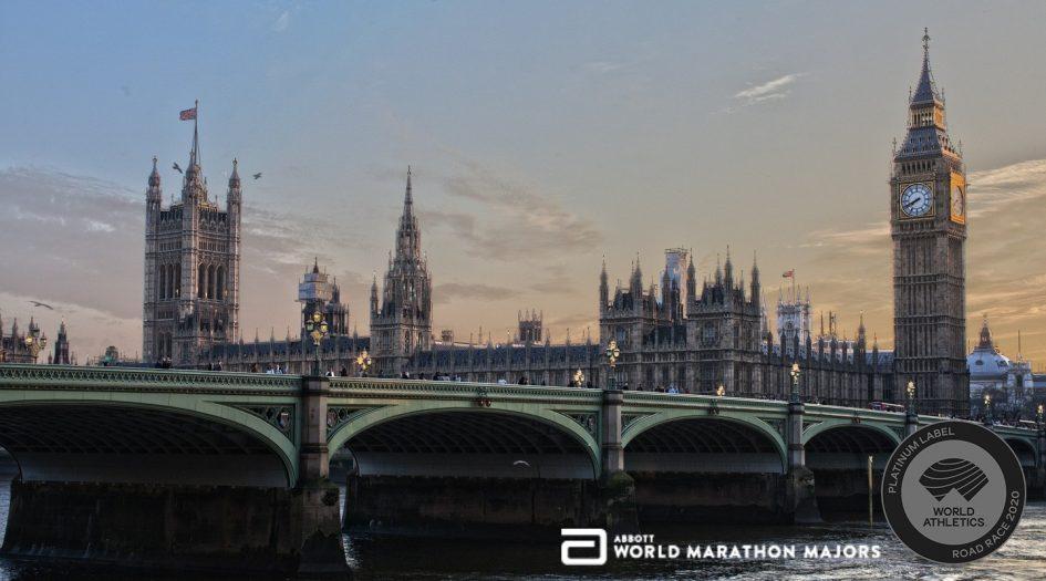 Лондонский марафон (Virgin Money London Marathon)
