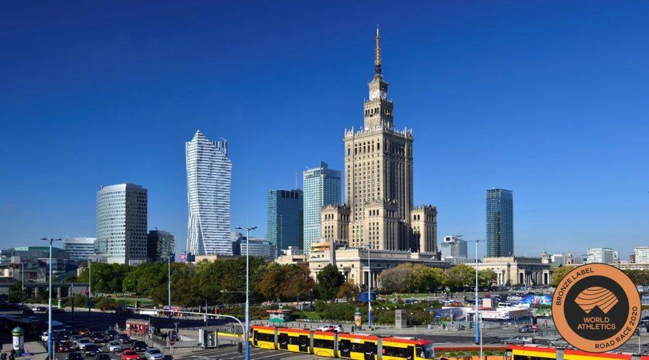 Варшавский марафон (Maraton Warszawski) 2020