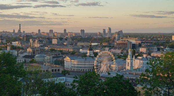 Киевский марафон (Wizz Air Kyiv City Marathon) и полумарафон