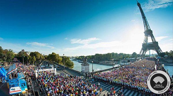 Парижский забег на 20 км (20 km de Paris) 2020