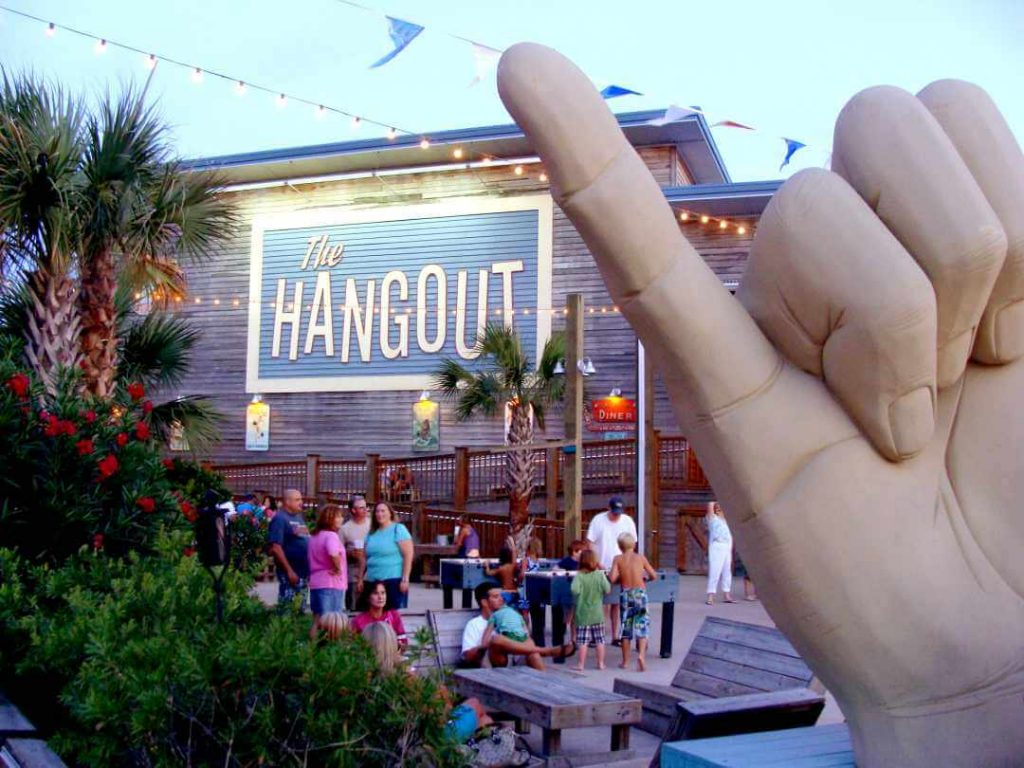 The Hangout Restaurant